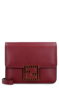Leather mini-bag, Clutch Fendi woman