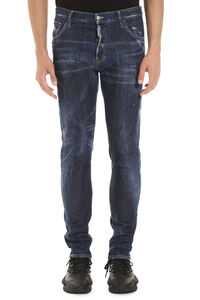 Sexy Mercury Jean slim fit jeans, Slim jeans Dsquared2 man