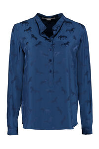 Silk blend blouse, Blouses Stella McCartney woman