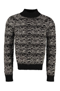 Long sleeve sweater, Crew necks sweaters Saint Laurent man