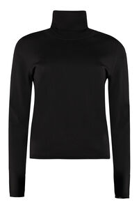 Corsica wool turtleneck sweater, Turtleneck sweaters Max Mara Studio woman