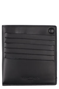 Leather card holder, Wallets Maison Margiela man