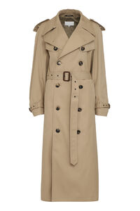 Long gabardine trench coat, Raincoats And Windbreaker Maison Margiela woman