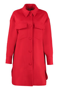 Kerry wool coat, Knee Lenght Coats Stella McCartney woman