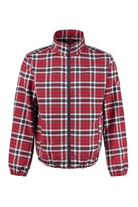 Giacca in motivo check, Bomber Tommy Jeans man