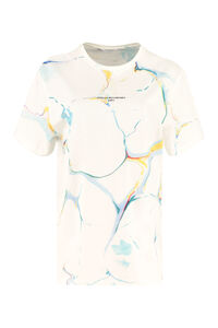 Printed oversize T-shirt, T-shirts Stella McCartney woman