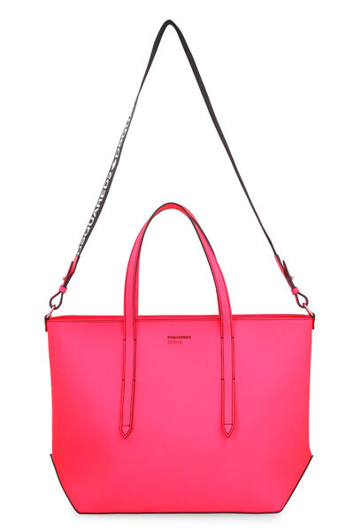 Acid Pill's leather tote
