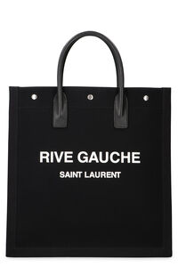 Tote bag con logo, Tote Saint Laurent man