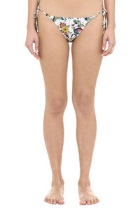 Tie side bikini hipster, Bikini Bottoms Tory Burch woman