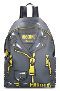 Moschino X The Sims leather backpack, Backpack Moschino woman