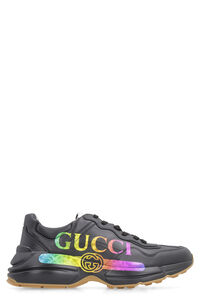 Leather sneakers with maxi sole, Low Top Sneakers Gucci man
