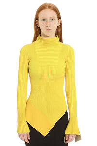 Long-sleeve turtleneck, Turtleneck sweaters Off-White woman