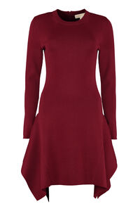 Ribbed knit dress, Mini dresses MICHAEL MICHAEL KORS woman