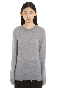 Brooklin crew-neck wool sweater, Crew neck sweaters Iro woman