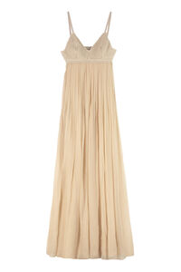Long chiffon dress, Maxi dresses Alberta Ferretti woman