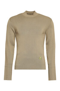 Turtleneck wool pullover, Turtleneck Kenzo man