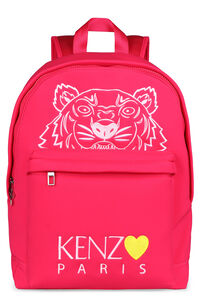 Logo neoprene backpack, Backpack Kenzo man