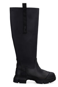 Rubber boots, Knee-high Boots GANNI woman