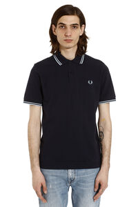 M12 cotton pique polo shirt, Short sleeve polo shirts Fred Perry man