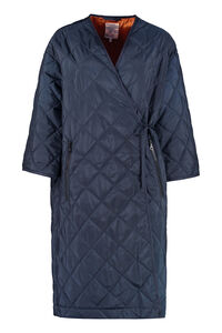 Daenerys lightweight diamond quilted coat, Raincoats And Windbreaker Baum und Pferdgarten woman