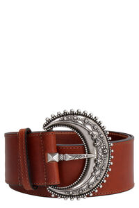Leather belt with buckle, Belts Etro woman