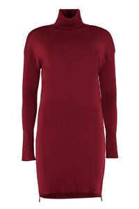 Knitted turtleneck dress, Mini dresses MICHAEL MICHAEL KORS woman
