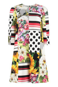 Printed dress, Printed dresses Dolce & Gabbana woman