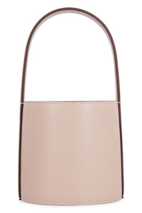 Mini Bissett leather bucket bag, Bucketbag STAUD woman