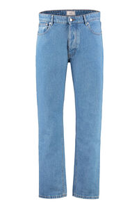 5-pocket jeans, Straight Leg Jeans AMI woman