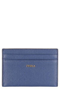 Babylon leather card holder, Wallets Furla woman