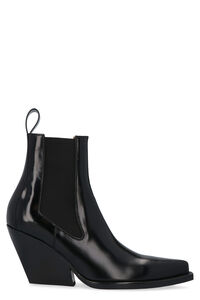 BV Lean leather ankle boots, Ankle Boots Bottega Veneta woman
