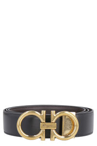 Reversible leather belt, Belts Salvatore Ferragamo man