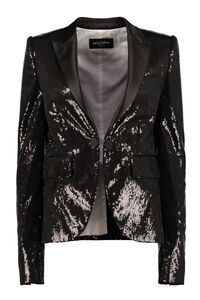 Sequin blazer, Blazers Dsquared2 woman