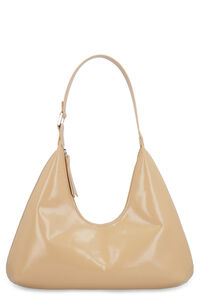 Amber leather tote, Tote bags BY FAR woman