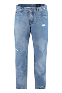 Loose-fit jeans, Straight jeans Dolce & Gabbana man
