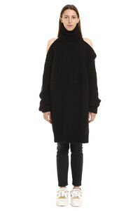 Ribbed oversize sweater, Turtleneck sweaters Maison Margiela woman
