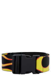 Fabric belt with logo, Belts Palm Angels man