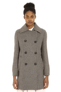 Manche double-breasted coat, Double Breasted Weekend Max Mara woman
