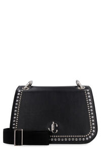 Varenne studded leather shoulder bag, Shoulderbag Jimmy Choo woman