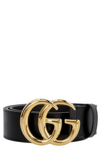 GG Marmont leather belt, Belts Gucci man