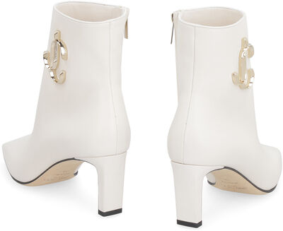 Minori leather ankle boots