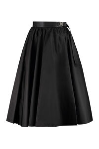 Re-Nylon full skirt, Wrap skirts Prada woman