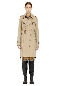 Trench coat The Kensington medium, Impermeabili E Giacche A Vento Burberry woman