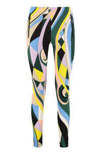 Stretch viscose trousers, Skinny leg pants Emilio Pucci woman