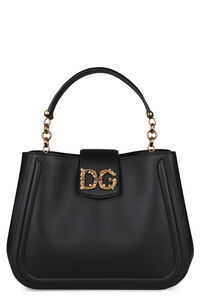 DG Amore leather shoulder bag, Shoulderbag Dolce & Gabbana woman