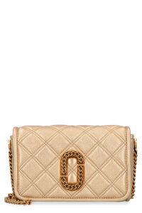 The Status metallic leather shoulder bag, Shoulderbag Marc Jacobs woman