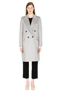 Alba cashmere coat, Double Breasted Max Mara woman