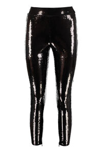 Sequin leggings, Leggings MICHAEL MICHAEL KORS woman