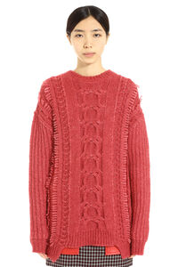 Cable knit sweater, Oversize sweaters Stella McCartney woman