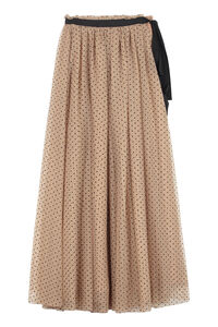 Poppy polka-dot tulle skirt, Maxi skirts STAUD woman